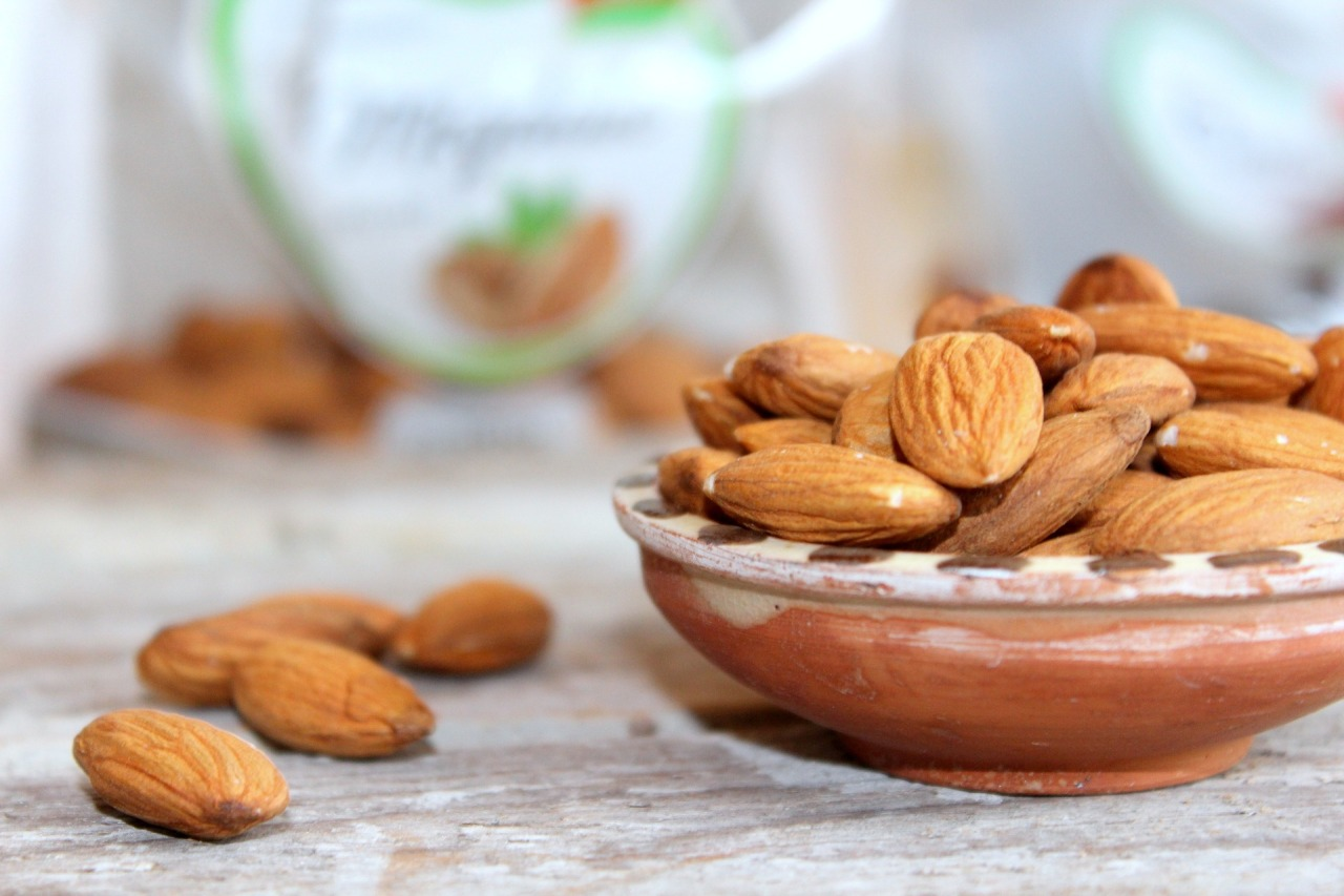 Hungarian Spiced Almonds